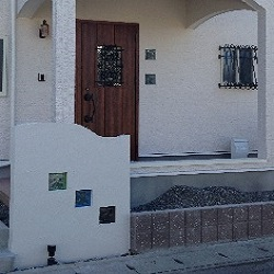 coconaスタジオ 入口