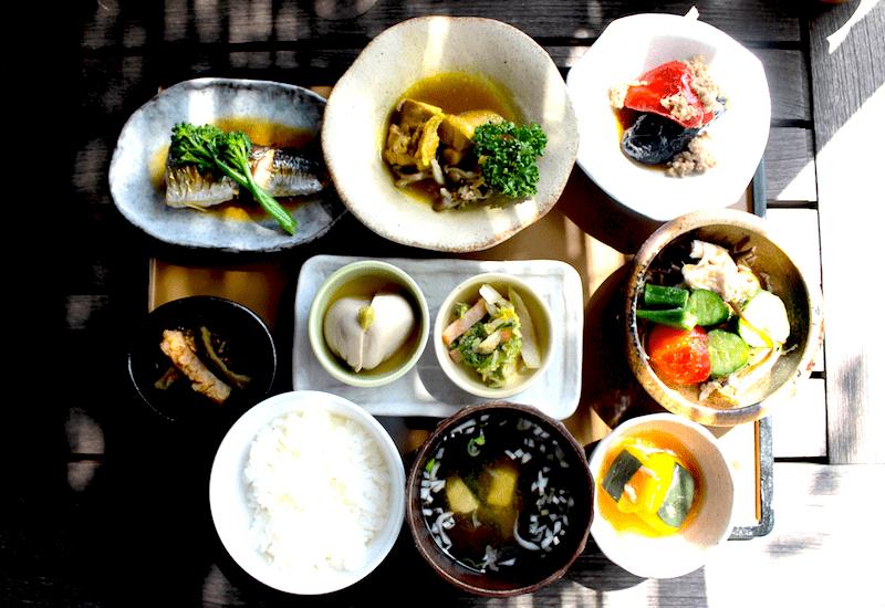 健康的な食事