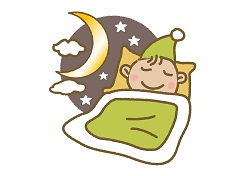 睡眠の見直し