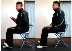 手足の連動 バリエーション3