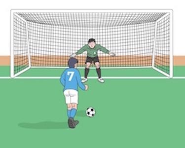サッカーとメンタルトレーニング
