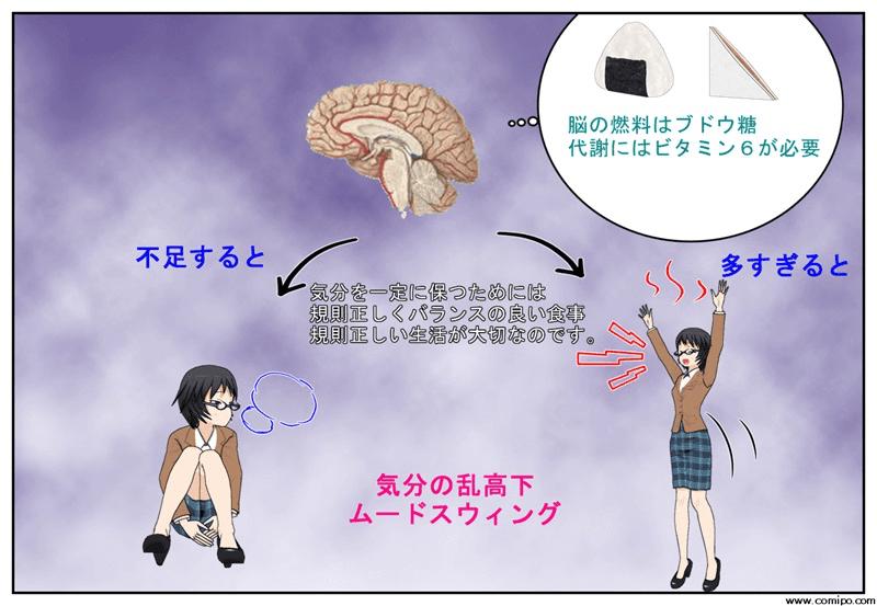 脳の燃料ブドウ糖