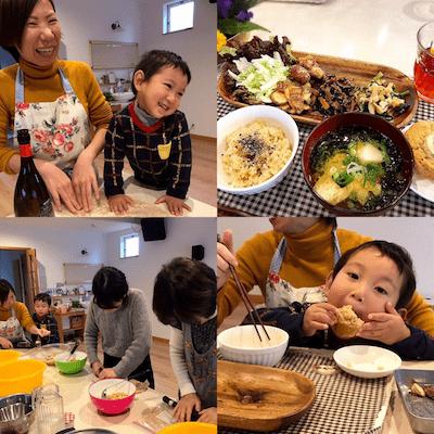 親子料理講座