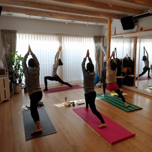 yoga養成講座