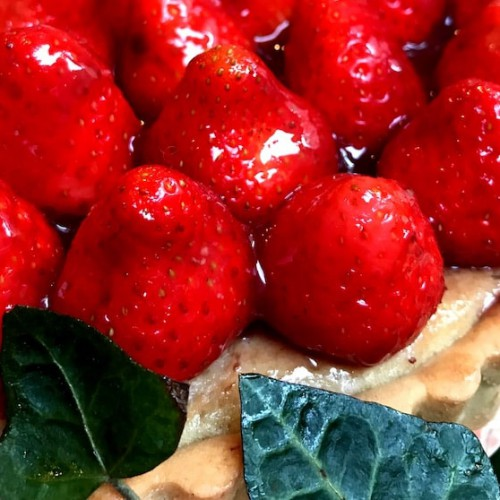 苺スウィーツ